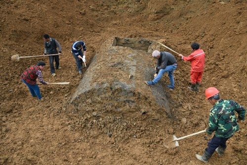 1,800-year-old tomb discovered in Chongqing